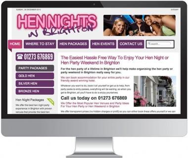 Hen Nights In Brighton