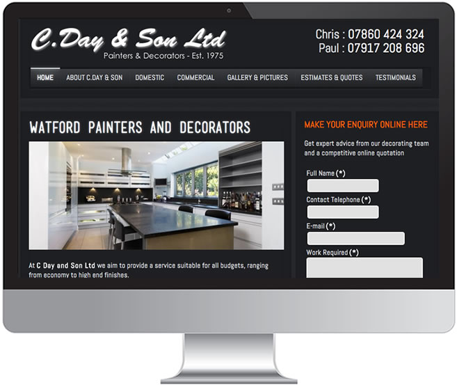 C Day & Son Painters