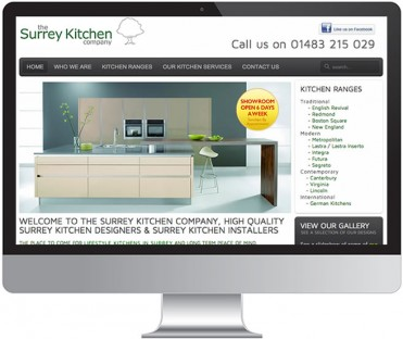 Ics ltd exceed media ltd Kitchen design companies in surrey
